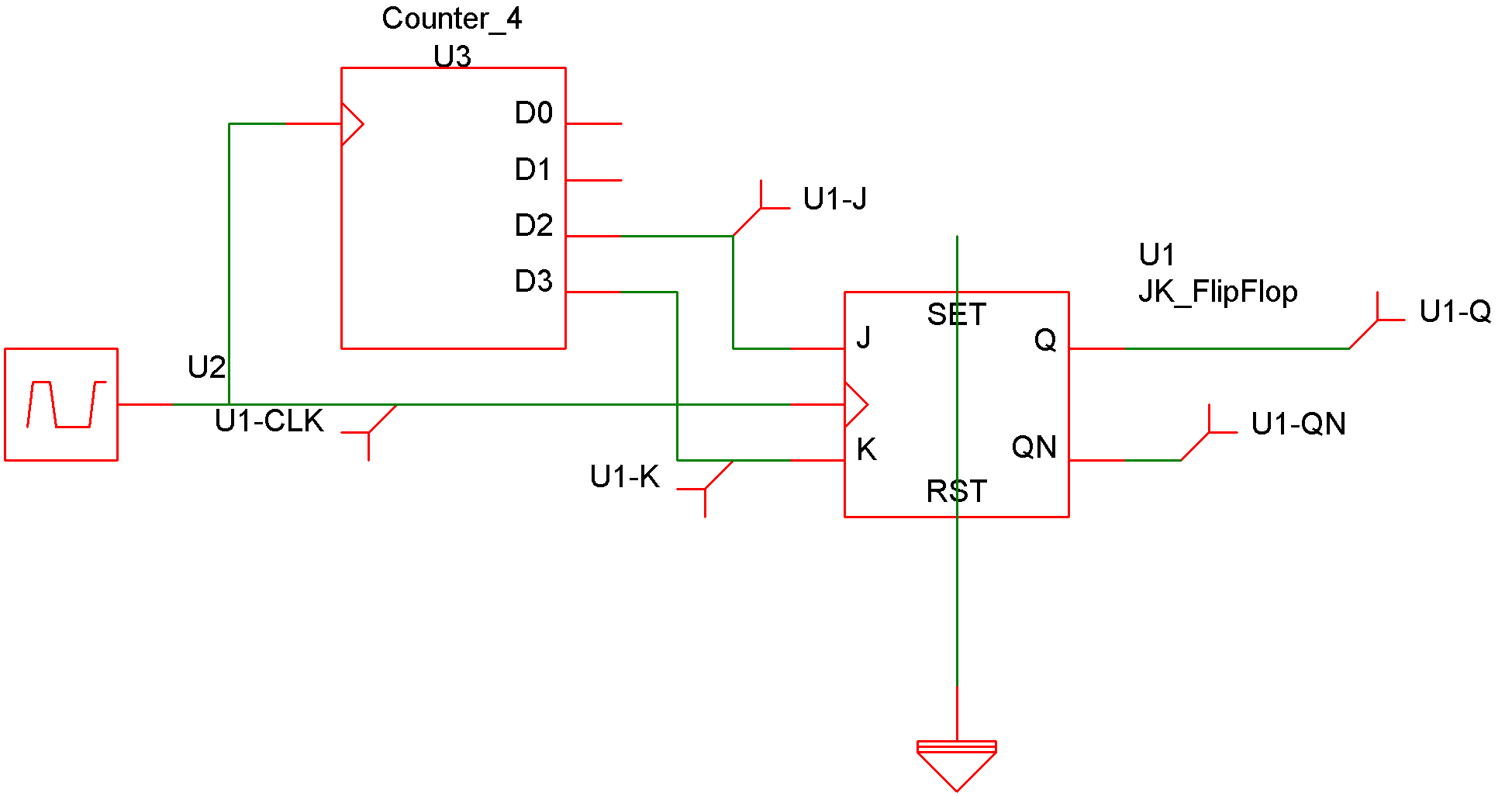 Device Operation. The following circuit ...
