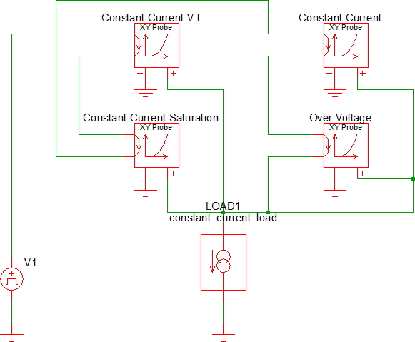 6.1.2 Constant Current Subcircuit on circuit schematic, charge controller schematic, negative pressure schematic, voltage regulator schematic, current clamp schematic, electronics schematic, current mirror schematic, pwm schematic, current source schematic,