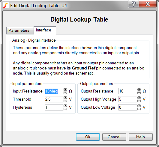 Digital lookup table make the appropriate changes to the fields described in the table below the image urtaz Image collections