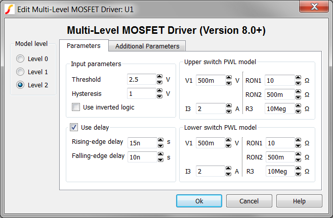 Multi-Level MOSFET Driver