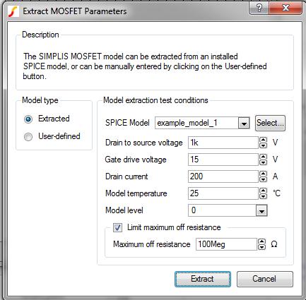 Installing SPICE Models