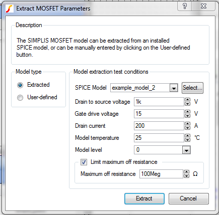 Ltspice Mosfet Library